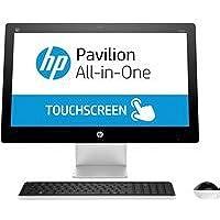 HP Pavilion 23-q041 All-in-One PC - 23 Full HD Touchscreen Display, Intel i5-4460T, 4GB RAM, 1TB HDD, Intel HD Graphics 4600, DVD Drive, Windows 8.1