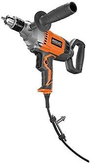 Ridgid ZRR7122 9.0 Amp 1/2 in. Spade Handle Mud Mixing Drill (Renewed)