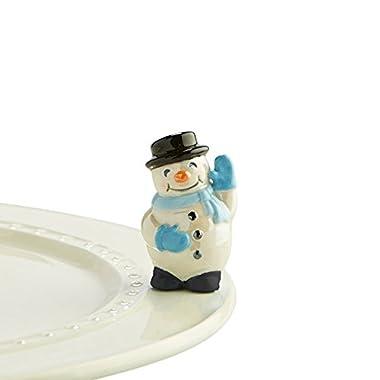 Nora Fleming Snowman Mini - Nora Fleming Frosty Pal Mini A172