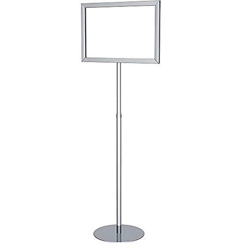 Perfex Pedestal Frames Color: Matte Black, Holds Graphic Size: 11