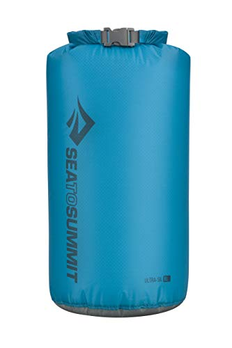 Sea to Summit Ultra-Sil Dry Sack,Sky Blue,Medium-8-Liter (Sea To Summit Ultra Sil Compression Dry Sack)