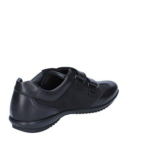 amp;8d4srA21oE Sneakers EU Pelle IGI Nero Uomo Tessuto 40 647WwCwnq