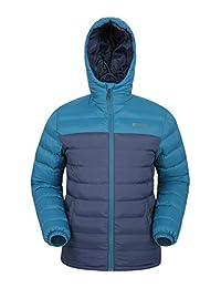 Mountain Warehouse Season Mens Winter Jacket -Water Resistant Coat