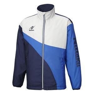 ニッタク(Nittaku) 卓球アパレル LIGHT WARMER SPR SHIRT(ライトウォーマーSPRシャツ)男女兼用 NW2848 ブルー 3S B07PF8VKXV