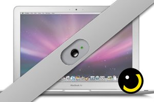 SpiShutter (Silver) - Magnetic Webcam Shield for Macbook Laptops - Silver Shield System