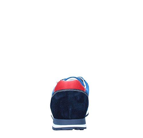 Nero Giardini P800370U Sneakers Uomo Azzurro
