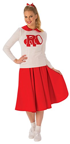 Rubie's Women's Grease, Rydell High Cheerleader Costume, As Shown, -