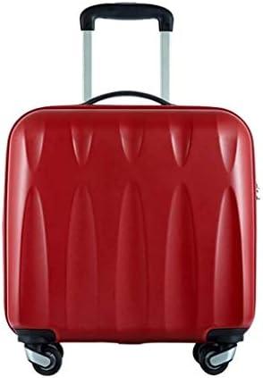 BXDYA 女子コンパクトトラベルトートバッグ荷物のラップトップウィールドビジネストラベルキャリーオントート (Color : Red)