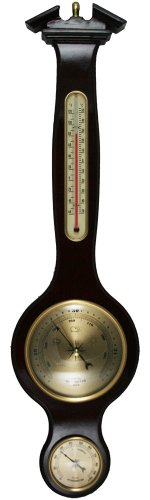 - Ambient Weather WS-YG332 Banjo Weather Station with Thermometer, Hygrometer, Barometer