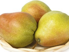 8lb Colossal Comice Pear Fruit Box by Donate Fruit