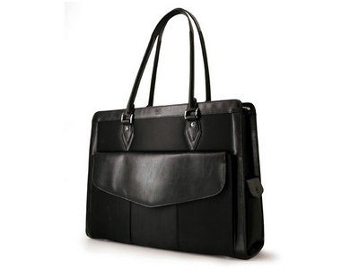mobile-edge-geneva-briefcase-173in-blackmicrofiber-w-leather-trim