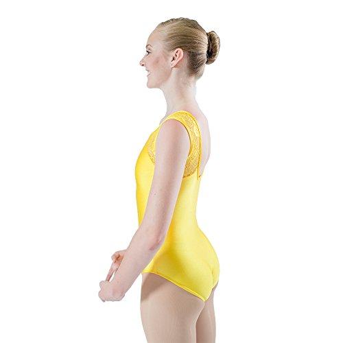 ad554b59a Jual HDW DANCE Women Ballet Dance Leotard Bodysuit Sleeveless Nylon ...