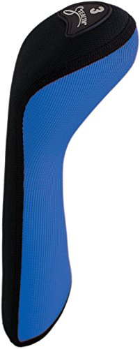 Stealth Club Covers 39020 Fairway Wood 3 Golf Club Head Cover, Royal/Black (Wood Single Three)