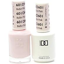 DND Gel Polish Ballet Pink 601