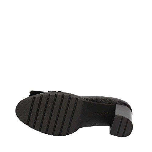 Melluso L5226 Zapatos de Tacón Mujer Negro