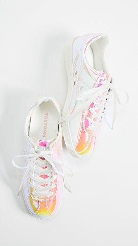 Tretorn Womens Camden5 Sneaker Geel