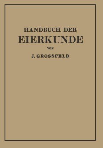 Handbuch der Eierkunde (German Edition)