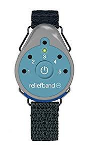 ReliefBand Motion Sickness Device + Spare Batteries + Spare Gel Bundle
