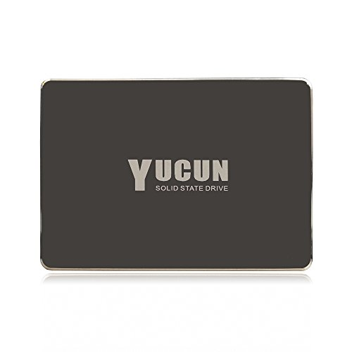 YUCUN 2.5 inch SATA III Internal Solid State Drive 240GB SSD 7mm High Endurance High Speed up to 520M/s Read by YUCUN
