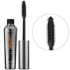 BENEFIT they're real! lengthening mascara 8.5 g Net wt. 0.3 oz. beyond mascara BLACK
