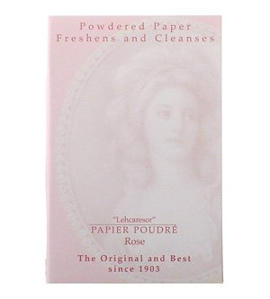 Papier Poudre Papier Poudre - Color - ROSE Mediatic Labs