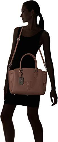 Mujer Brown Bolsa Trussardi Jeans Ne 9y099999 75b00454 Marrone dark O T On qqawOICU