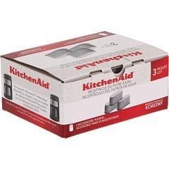 KitchenAid KCM22WF Water Filter Pod for KCM1402, KCM1203, KCM222, and KCM223, Set of 3 (Water Maker Coffee Kitchenaid Filters)