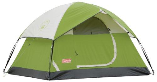 Coleman Sundome 7′ x 5′ Dome Tent, Outdoor Stuffs