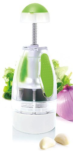 Kuuk Onion Chopper - Also for Garlic, Tomatoes, Salsa and More