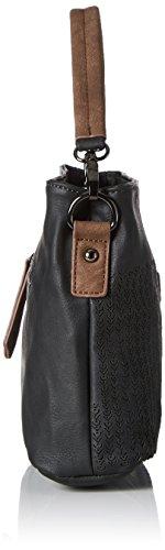 Blaze Casual Black Rieker Nero Womens Dual Strap Handbag BvRnnUwqd