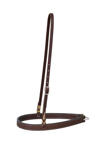Basketweave Band - Weaver Leather Basin Cowboy Noseband