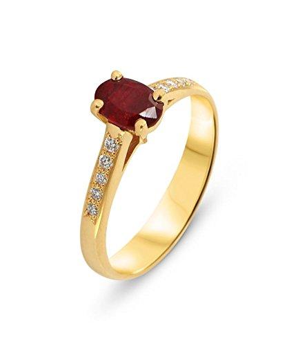 anello oro 750