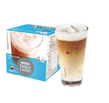 NESCAFÉ® Dolce Gusto® CAPPUCCINO ICE Contains 8 drinks (Cappuccino Ice)