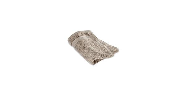 hessnatur rizo Toalla de invitados de puro algodón orgánico, kashmir, 30 x 50 cm: Amazon.es: Hogar