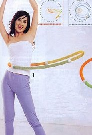 Promise Large spring soft hula hoop