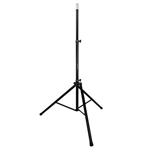 Ultimate Support TS88GB - Black Tall Generic Speaker Stand ()