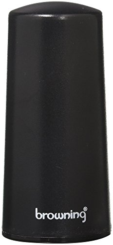 BROWNING BR2445 450mhz-465mhz Pre-Tuned Low-Profile Nmo Antenna, 3 1/4'' Tall by Browning
