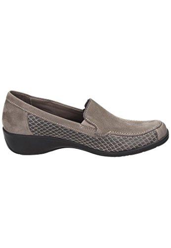 Confortevole Damen 942 133 Beige Pantofola