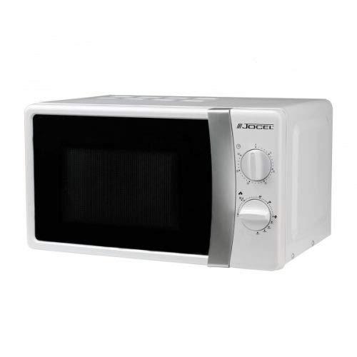 Microondas Jocel JMO011404, 20 L, 800 W, Blanco + tapa para micro gratis a buen precio
