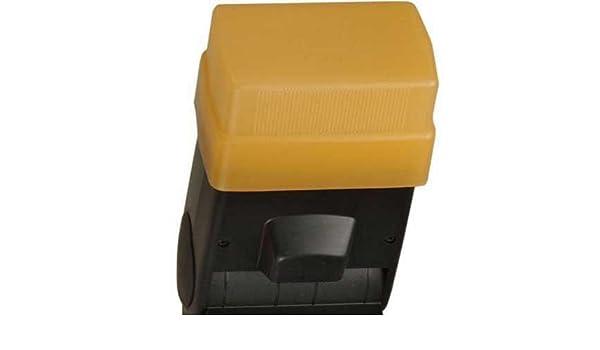 Difusor de flash dorado Omni-Bounce OC-ETGL para Canon 600EX-RT y Yongnuo YN600EX-RT, de la marca Sto-Fen: Amazon.es: Electrónica