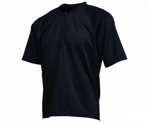 Fox Men's Baseline Short Sleeve Jersey, Black, Medium