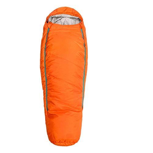 XHCP Durable,Breathable,comfortableKids Sleeping Bag, Lightweight Compact Sleep Bags Tough Ripstop Waterproof Shell High-Loft Fill Sleep Sack Mummy Children's Camping Sleeping Pad Fits Girls, Boy