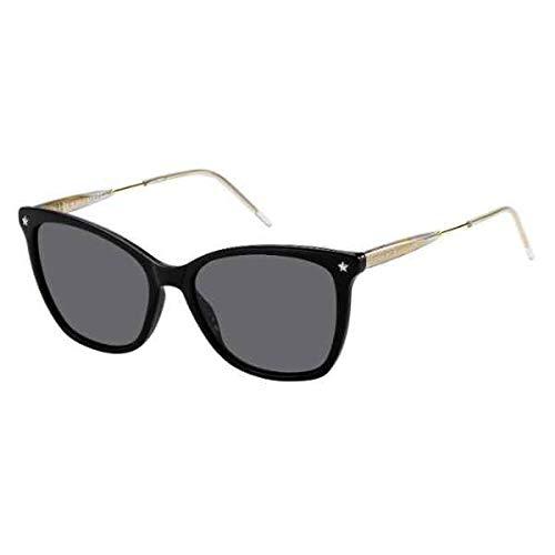 Tommy Hilfiger TH 1647/S Gafas de Sol, Multicolor (Black ...