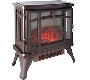 Duraflame Infrared Quartz Stove Heater with Flame Effect Duraflame Infrared Heaters