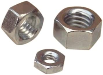 Morris Product 6-32 Size Pack of 100 Morris 30612 Hex Nut