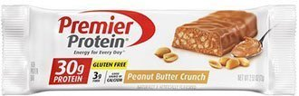 Premier Protein Bar Peanut Butter Crunch, 5 Bars