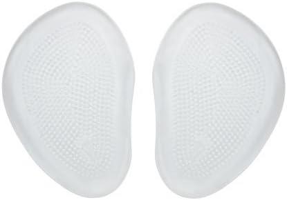 pedimend metatarso plantillas–6unidades | bola de pie almohadillas | alto talón comodidad almohadillas | mortons Neuroma apoyo | Gel antepié zapato inserciones | Sticky plantillas ortopédicas