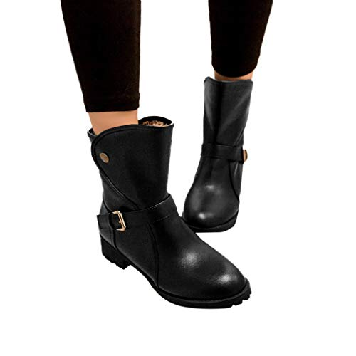 Hot Sales! NRUTUP Fashion Leisure Women Low-Heeled Shoe Roun