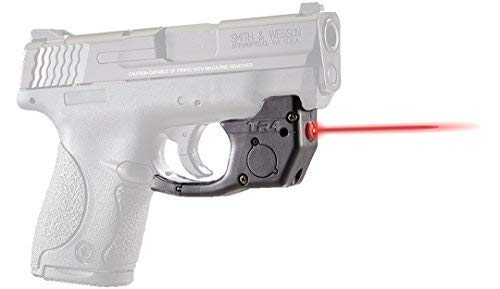 ArmaLaser Smith Wesson Shield TR4 Red Laser with Grip Activation (Laser For M&p 9mm)