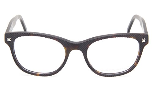 NEW PRODESIGN DENMARK 4693 c.5534 HAVANA EYEGLASSES FRAME 52-19-145 B41mm Japan
